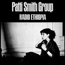 The only original pressing I have framed in my room. While it is not the perfect album nor is it her most famous, Patti Smith's Radio Ethiopia is feral yet hypnotizing. At times, the intimacy of Smith's vocal and the lounge-esque nature of the instrumentation makes the listener feel like they are in some private concert, but the bursts of energy bring you right back to reality with each wild Patti outburst. Definitely worthy of a listen. - German Romaldo