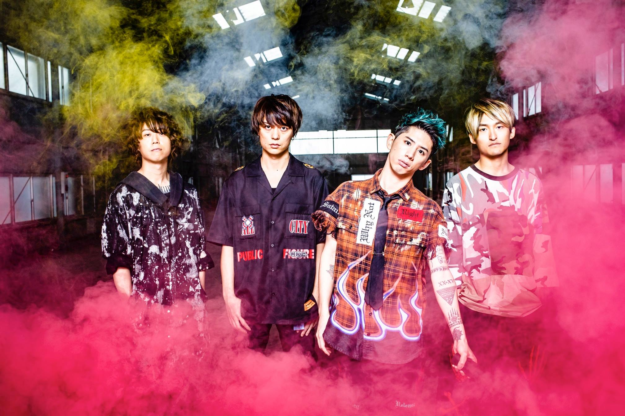 Japan's Greatest Rock Band Coming to Houston: One Ok Rock