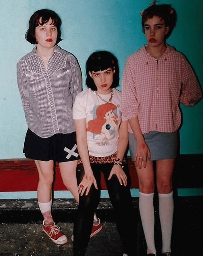 Bikini Kill Reunion After Two Decades!