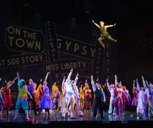 Theatre Under The Stars Dazzles with Jerome Robbins' Broadway