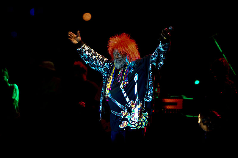 Oh Funk Me! George Clinton Farewell Tour Comes to Revention Music Center