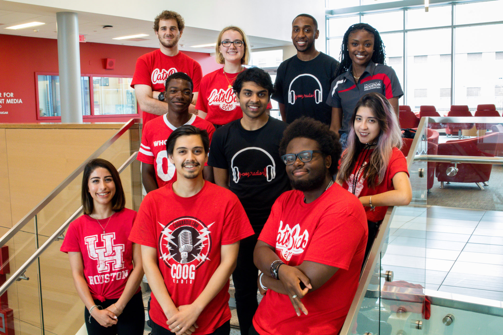 Meet Your 2019-2020 Coog Radio Board!