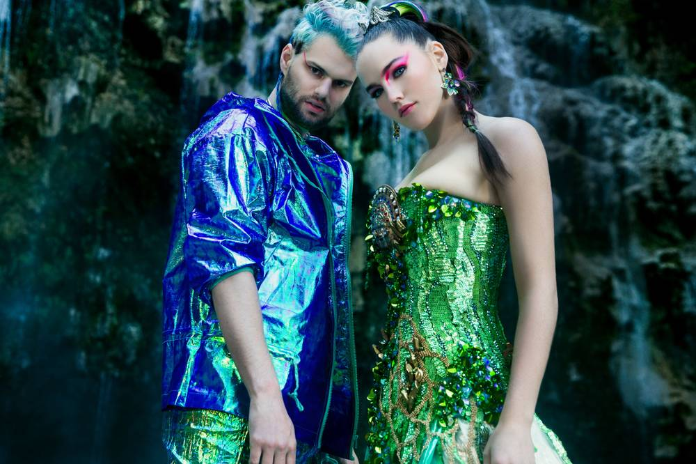 Sofi Tukker is Bringing an Electric Dance Party to Houston