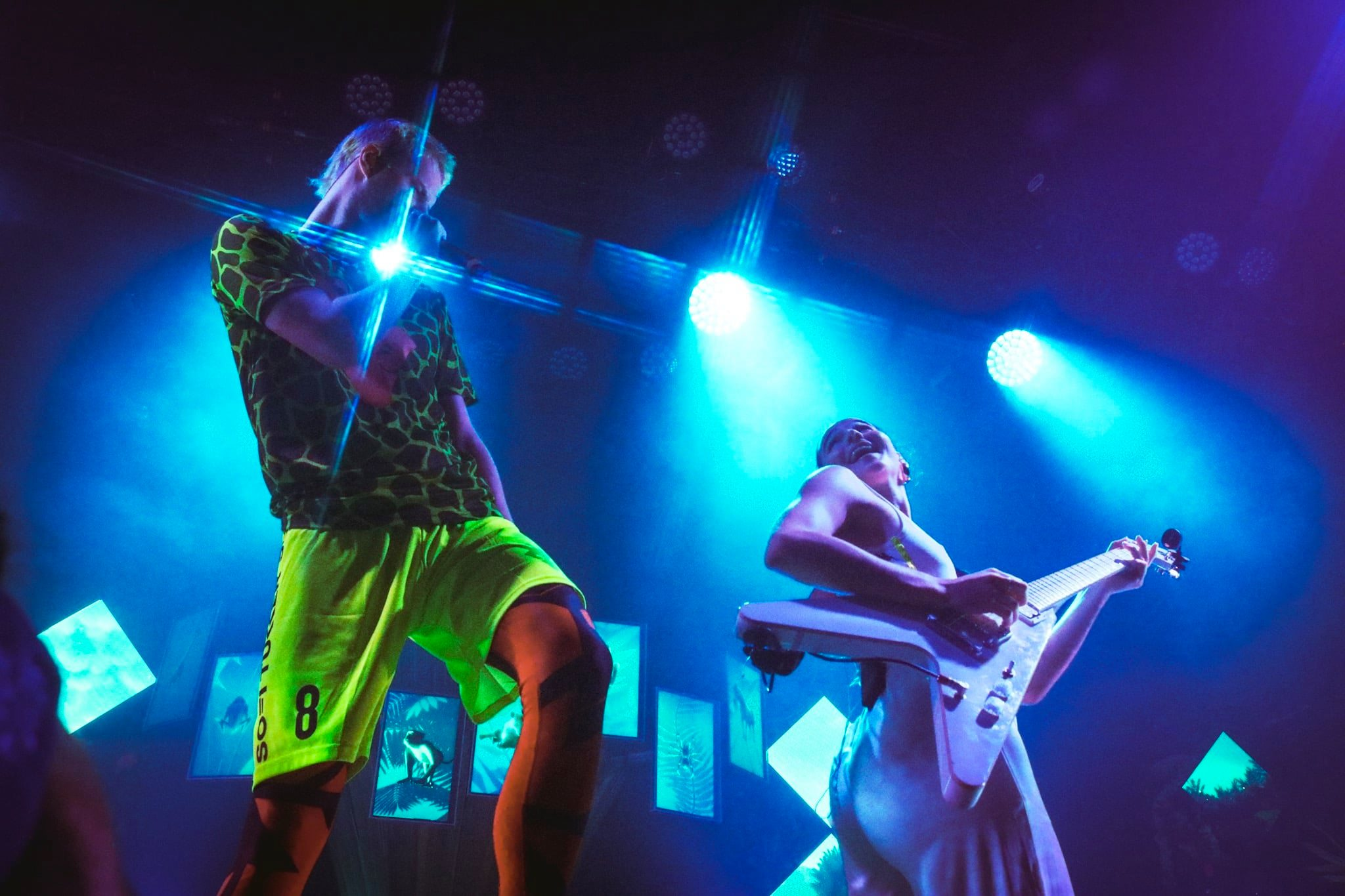 Sofi Tukker Takes Over White Oak Music Hall