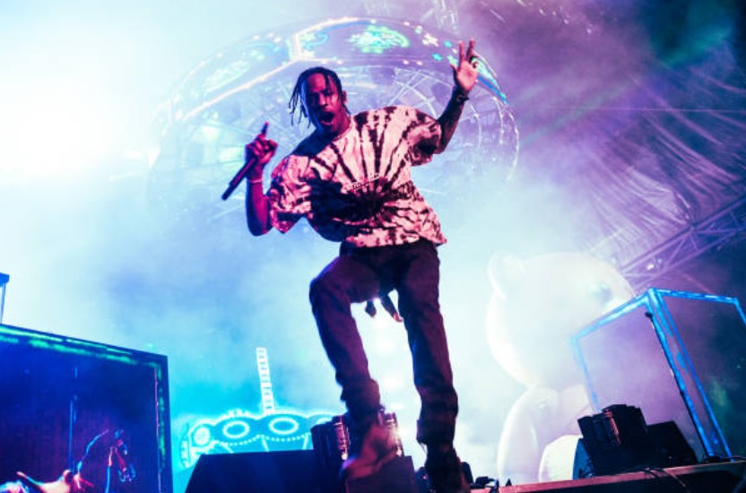 Artist Spotlight: Travis Scott's Full Circle Year