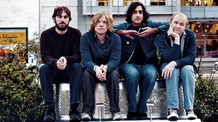 Explosions in the Sky's 20th Anniversary Tour is Set to Make a Stop in Houston!