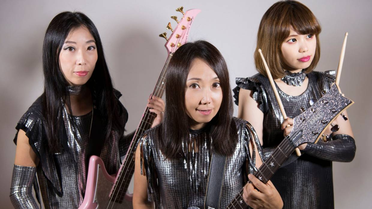 Meet Shonen Knife: Japanese Rock Band 38 Years into the Music Scene With a Nirvana Seal of Approval