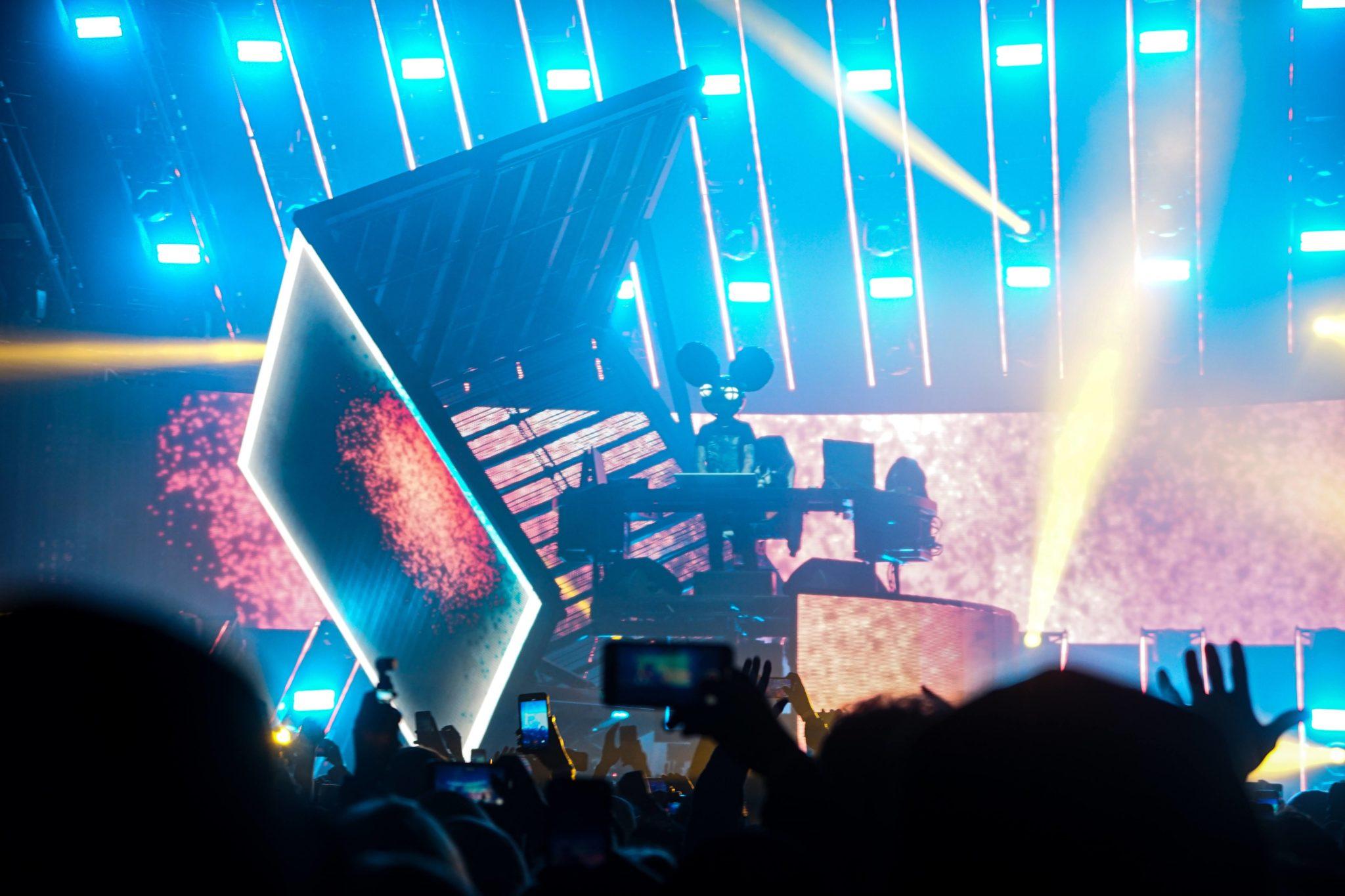 Deadmau5: Cube v3 Tour