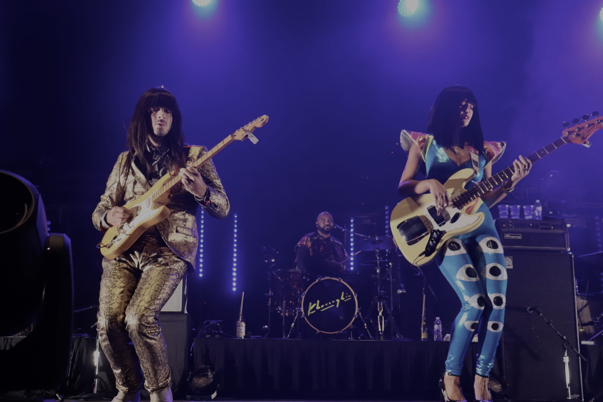Khruangbin's H-Town Homecoming Was Nothing Short of a Beautiful Night