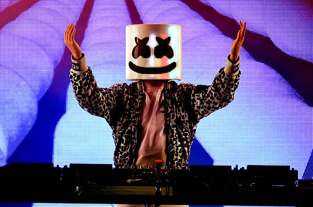 Rodeo Artist Spotlight: Marshmello