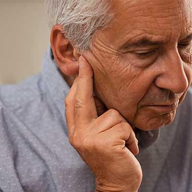 problemi udito orecchio