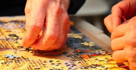 mani anziane puzzle