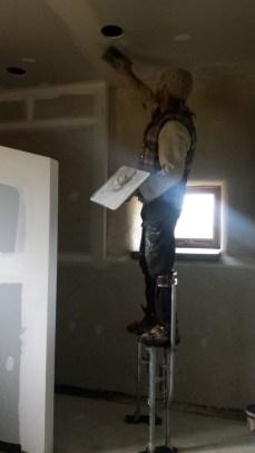 Stiltman plastering