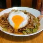 男の料理旅 118 食す格安焼きそば50円 ( Japanese cooking man)