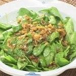 料理レシピ-【ほうれん草のエスニックサラダ】|ナスラックKitchen