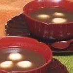 料理レシピ-【黒糖入り白玉ぜんざい】|ナスラックKitchen