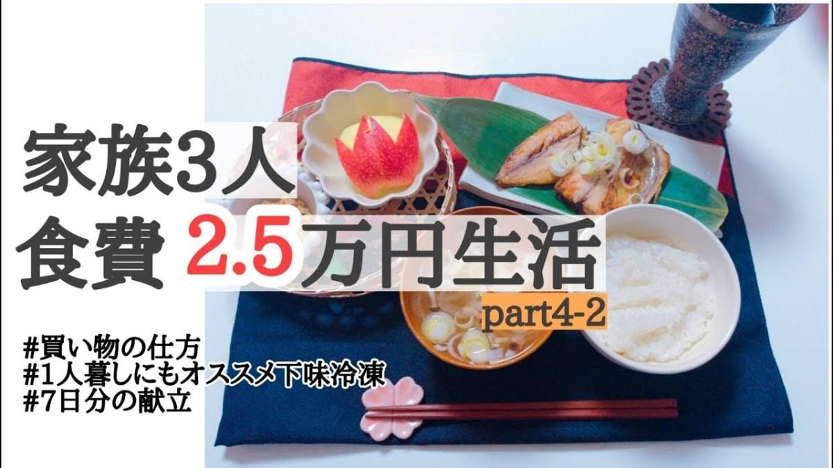 17【一人暮らし 料理】オススメ‼下味冷凍で簡単作り置き
