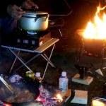 焚き火と料理と、のんべい達のキャンプ編