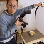 【シズル感】簡単なライティングで料理を美味しく撮る方法を伝授!【ストロボ+レフ板】