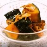 【かんたん料理】かぼちゃの揚げ煮/あいてぃー