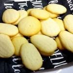【お菓子】さくさくクッキー!ラングドシャの簡単レシピ!おやつにピッタリ~【手作りスイーツ】