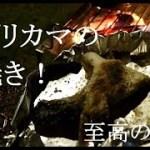 【キャンプ料理 関ブリカマの塩焼きと親子丼】