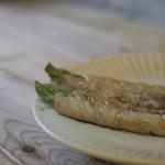 弁当にもおかずにも使えるアスパラガスの豚バラ巻き|asparagus wrapped in pork