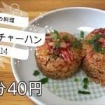 <パパの簡単料理>キムチチャーハン #14