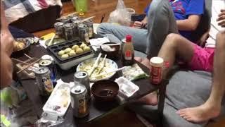 男の料理たこ焼き編①