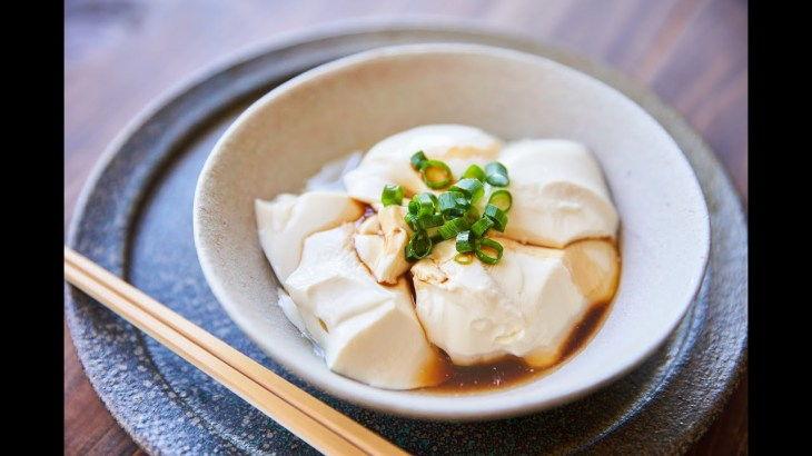 レンジでつくる、手作り豆腐のレシピ・作り方