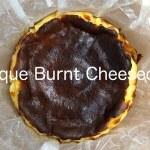 【バスクチーズケーキ作り】旦那さんと一緒にお菓子作り Basque Burnt Cheesecake