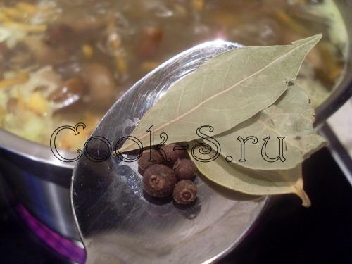 Суп с опятами - Пошаговый рецепт с фото | Первые блюда
