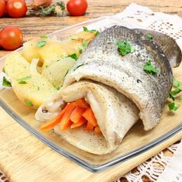 Блюда из рыбы и морепродуктов Скумбрия запеченная на