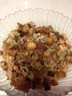 Marie's Holiday Stuffing