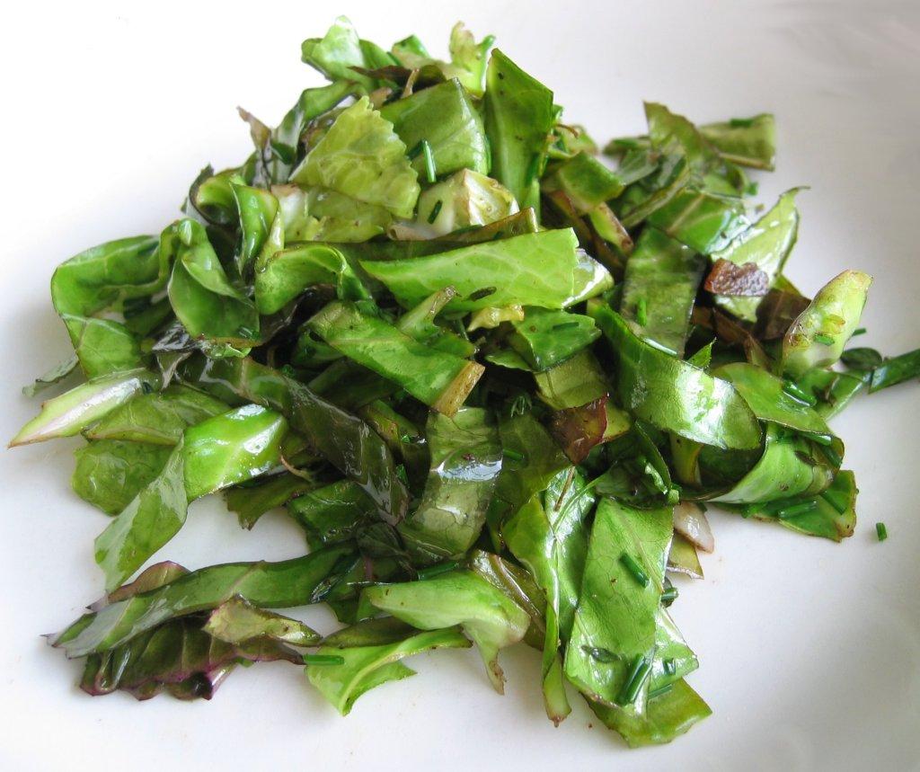 stir-fry cabbage