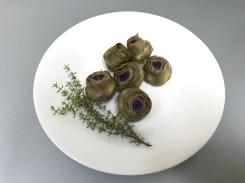 Prepared Small Artichokes © cadwu