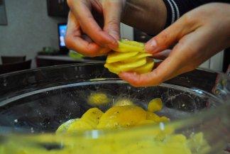 Pollo marinato all'aceto balsamico (7)