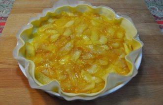 Sfoglia riccia mele e cannella (8)