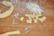 Gnocchi mazzancolle e arancia (3)