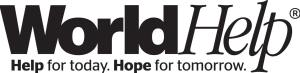 World Help charity logo.