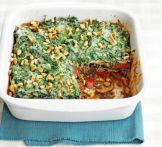Five-veg lasagna