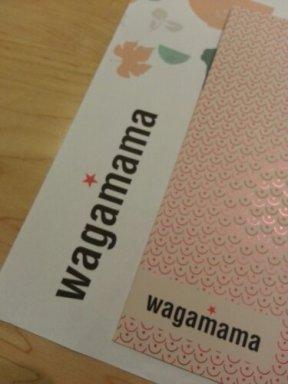 Wagamamas