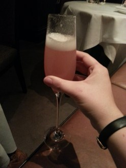 A Bellini at 1 Launceston Place