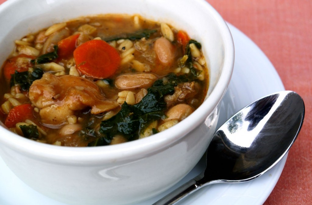 Winter White Bean Chicken Soup - Cook Better Than Most ...