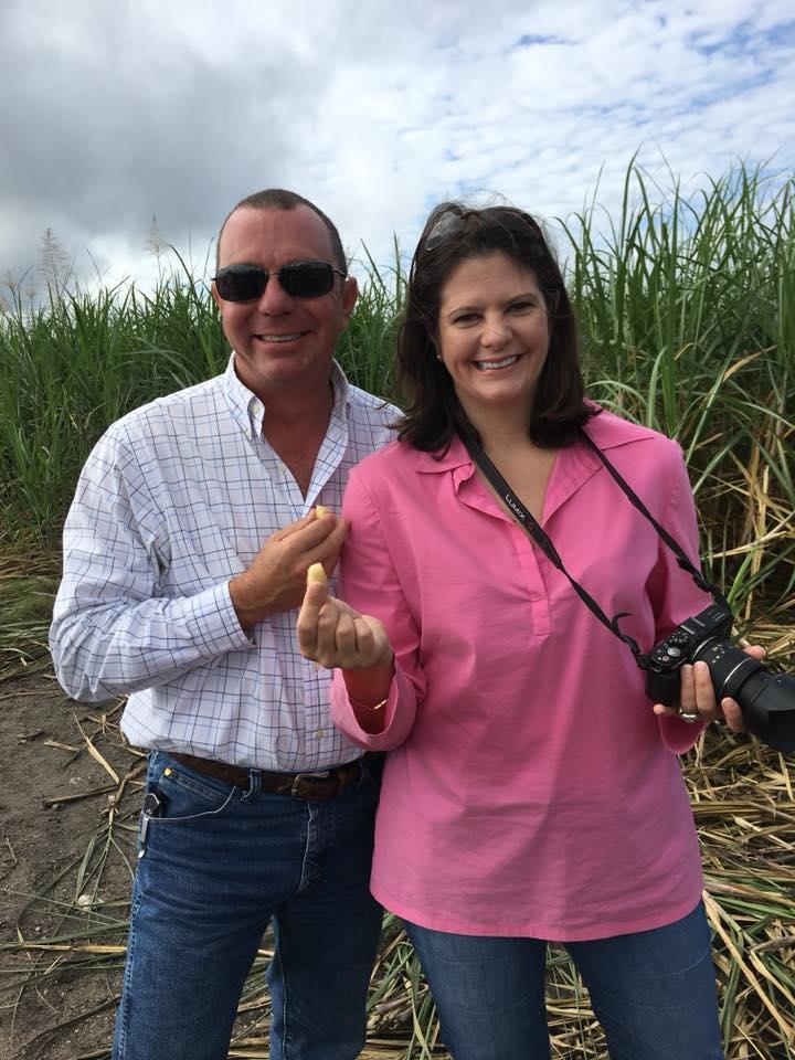 Michelle Donn Raisin Cane Tour: Sugarcane Farm and Refinery Tour