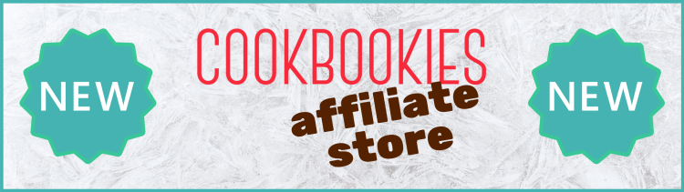 Cookbookies Affiliate Shop