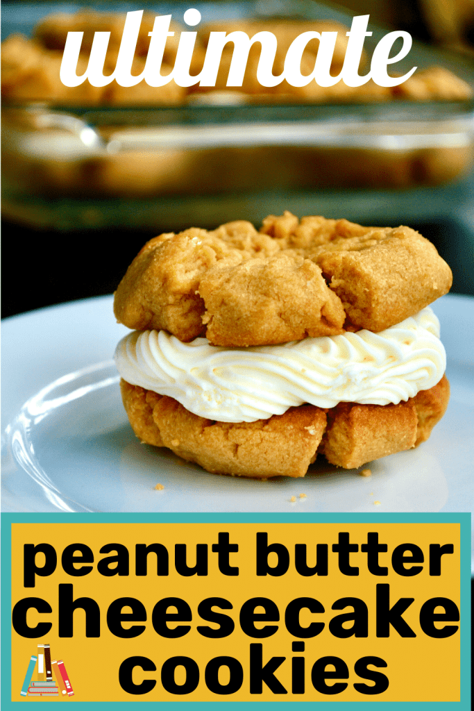 ultimate peanut butter cheesecake cookies