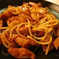 Charlie Chan Pasta Recipe