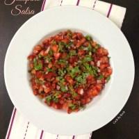 Strawberry Jalapeño Salsa