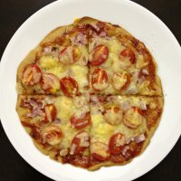 'Light & Healthy' ~ Whole Wheat Thin Crust Pizza Dough